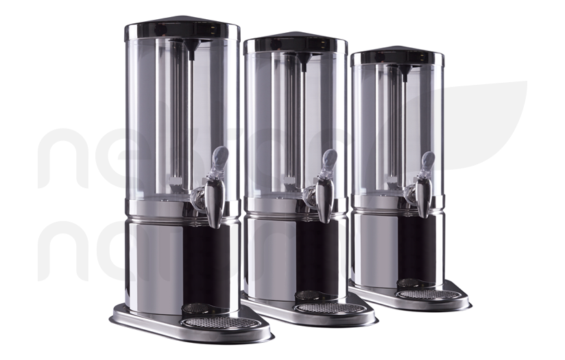 Glass Dispenser with or without mixer