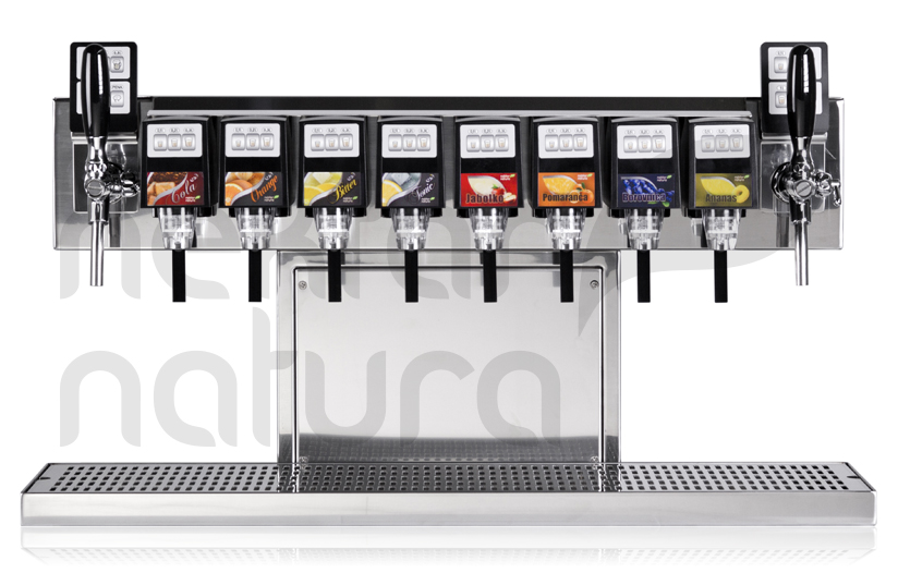 Nektar-Natura-Classic-Tower-Console-Dispensing-System-without-Bargun